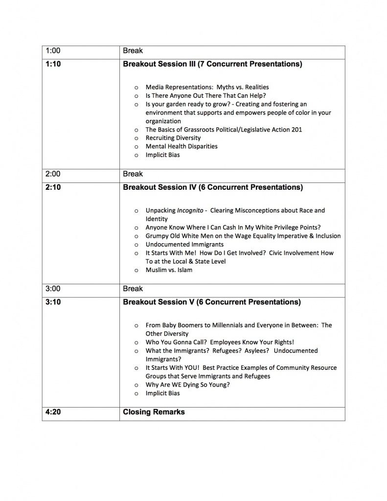 AGENDA Detailed page 2